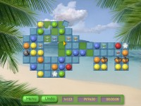 Tropical Puzzle Game screenshot 1