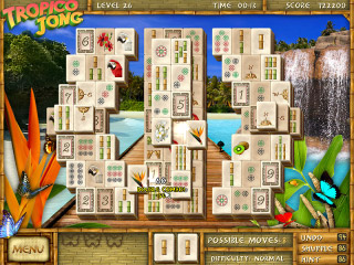 Tropico Jong: Butterfly Expedition Game screenshot 2