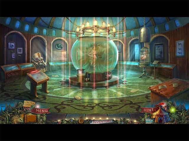 Twilight Phenomena: The Incredible Show Collector's Edition Game screenshot 2