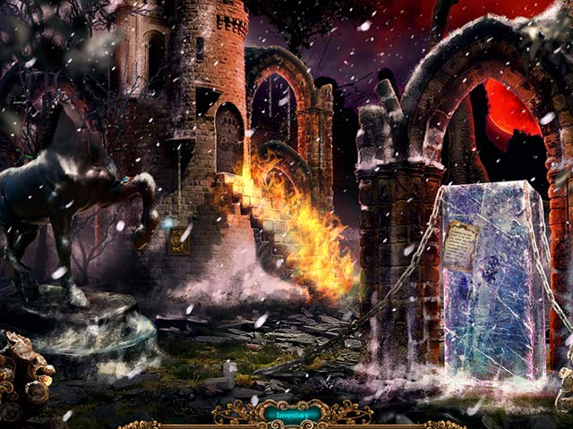 Unfinished Tales: Illicit Love Collector's Edition Game screenshot 1
