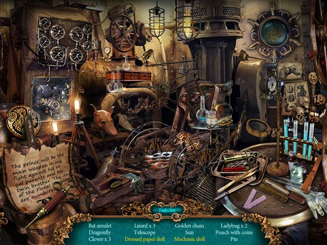 Unfinished Tales: Illicit Love Collector's Edition Game screenshot 2
