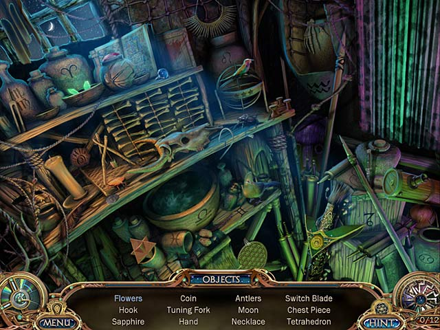 Unsolved Mystery Club: Ancient Astronauts Collector's Edition Game screenshot 3