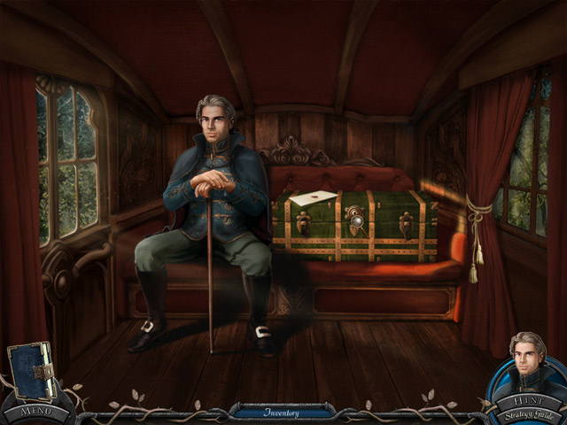 Vampire Legends: The True Story of Kisilova Collector's Edition Game screenshot 2