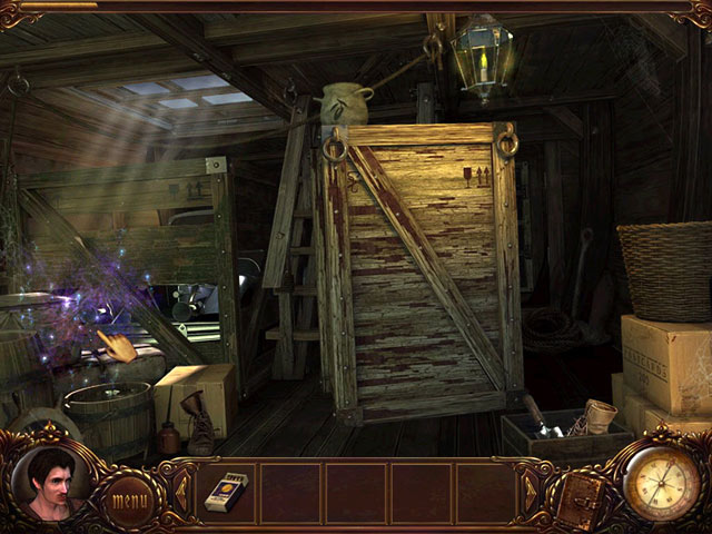 Vampire Saga: Pandora's Box Game screenshot 1