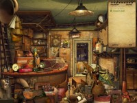 Veronica River: The Order of Conspiracy Game screenshot 1