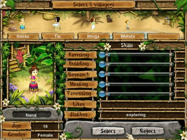 Virtual Villagers 4: The Tree of Life Game screenshot 1