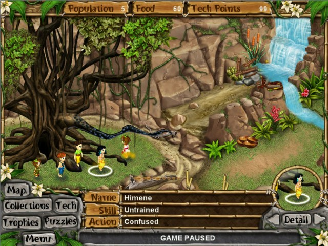 Virtual Villagers 4: The Tree of Life Game screenshot 2