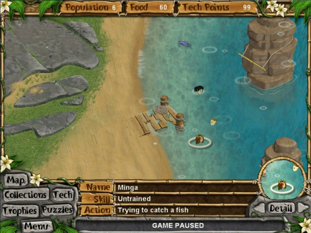 Virtual Villagers 4: The Tree of Life Game screenshot 4