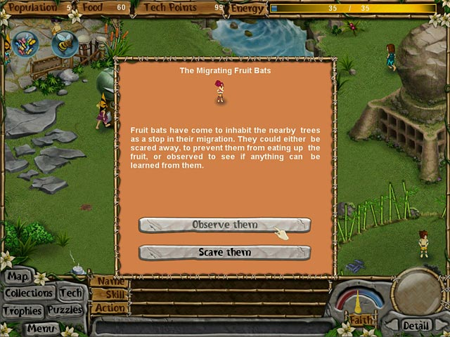 Virtual Villagers: New Believers Game screenshot 3