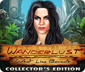 Free Wanderlust: What Lies Beneath Collector's Edition Game