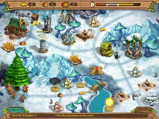 Weather Lord: The Successor's Path Game screenshot 2