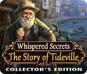 Free Whispered Secrets: The Story of Tideville Collector's Edition Game