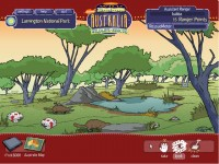 Wild Thornberrys Australian Wildlife Rescue Game screenshot 1