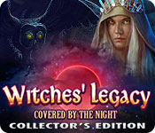 Free Witches' Legacy: Covered by the Night Collector's Edition Game
