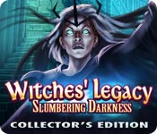 Free Witches' Legacy: Slumbering Darkness Collector's Edition Game
