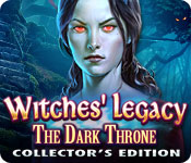 Free Witches' Legacy: The Dark Throne Collector's Edition Game