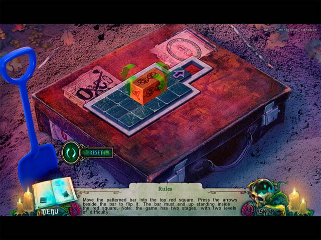 Witches' Legacy: The Ties that Bind Game screenshot 1