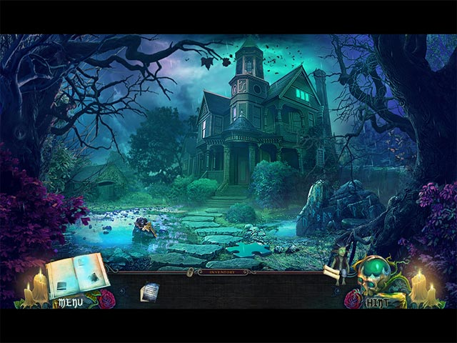 Witches' Legacy: The Ties that Bind Game screenshot 2