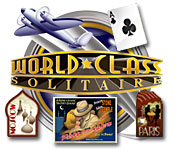 Free World Class Solitaire Game