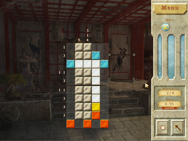 World Riddles: Secrets of the Ages Game screenshot 2