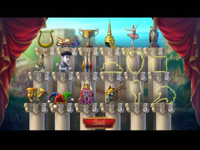 World Theatres Griddlers Game screenshot 2