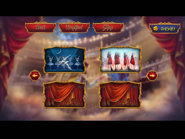 World Theatres Griddlers Game screenshot 3