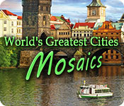 Free World's Greatest Cities Mosaics Game