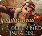 Free Youda Legend: The Golden Bird of Paradise Game