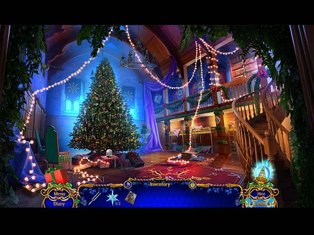 Yuletide Legends: The Brothers Claus Collector's Edition Game screenshot 1