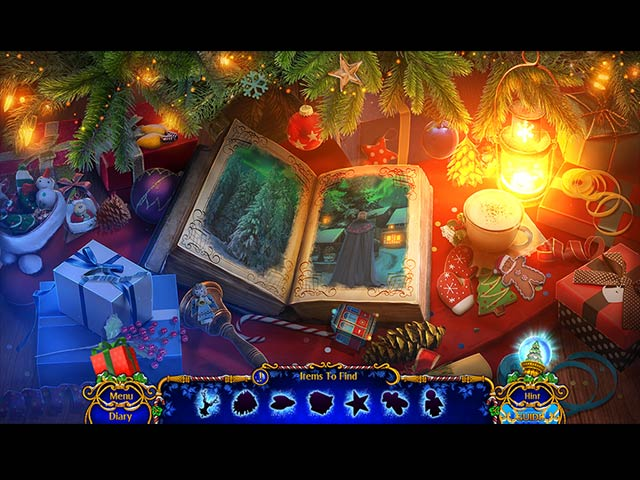 Yuletide Legends: The Brothers Claus Collector's Edition Game screenshot 2