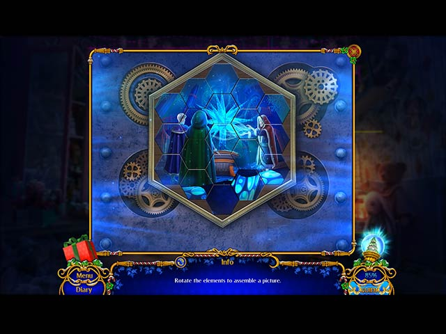 Yuletide Legends: The Brothers Claus Collector's Edition Game screenshot 3
