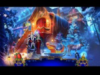 Yuletide Legends: The Brothers Claus Game screenshot 1