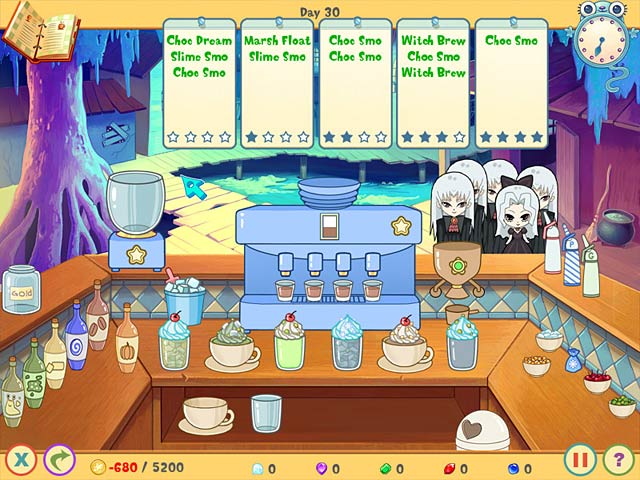 Yummy Drink Factory Game screenshot 2